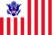 United States Customs Ensign