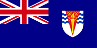 British Antarctic Territory Government Ensign