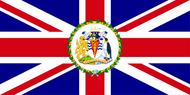 British Antarctic Territory Commissioner Flag