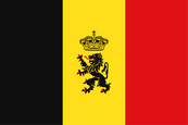 Belgium Government Ensign