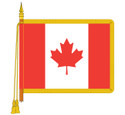 Ceremonial Canadian Flag