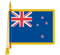 Ceremonial New Zealand Flag