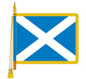 Ceremonial St Andrews Flag (Saltire)