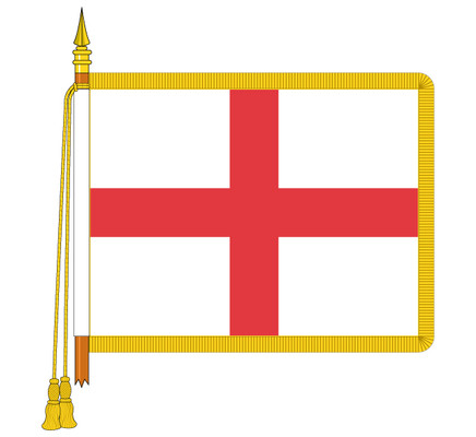 Ceremonial St George Flag