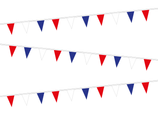 Red White & Blue Bunting