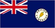 British Cameroons (1922-1961) Flag