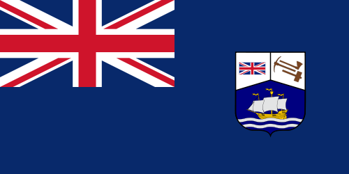 British Honduras (1919-1981) Flag