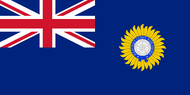 British Indian Blue Ensign