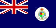 British Windward Islands Flag