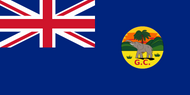 Crown Colony of Gold Coast Flag