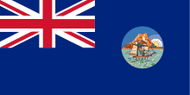 Crown Colony of Labuan Flag
