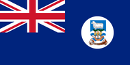Falkland Islands (1948-1999)  Flag