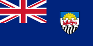 Federation of Rhodesia & Nyasaland Flag