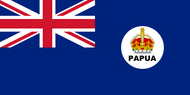 Territory of Papua (1906-1949) Flag