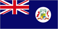 Dominion of Mauritius (1906-1923) Flag