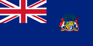 Dominion of Mauritius (1923-1968) Flag