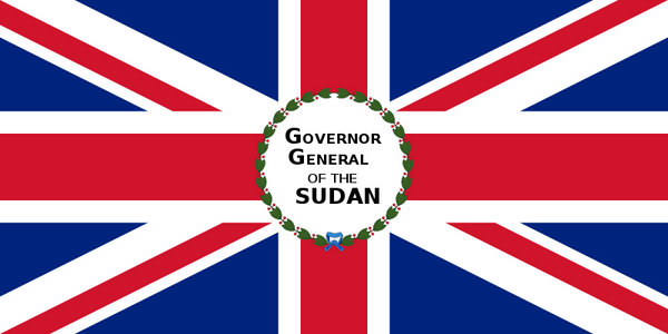 Governor General of The Sudan Flag