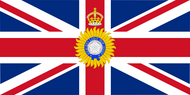 Governor of India Flag