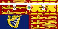 Princess Margaret's Royal Standard