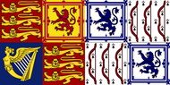 Queen Elizabeth's Royal Standard