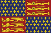 King Edward III Royal Banner