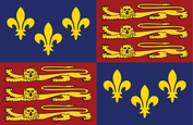 King Henry IV Royal Banner