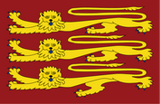 King Richard I Royal Banner
