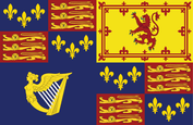 House of Stuart Royal Standard