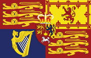 The House of Hanover (1814-1837) Royal Standard