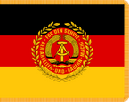 East Germany Regimental Colour