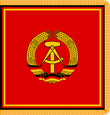 East Germany Presidential Standard