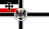 Reich War (1892 - 1903) Flag