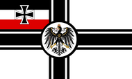 Reich War (1903 - 1918) Flag