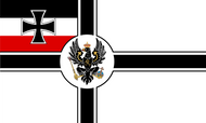 North German Confederation War Flag