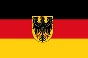 Weimar Republic State Flag