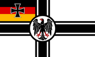 Reich War (1919 - 1921) Flag