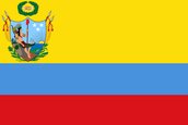 Great Columbia (1819 - 1820) Flag