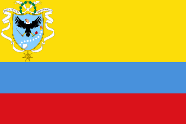 Great Columbia (1820 - 1821) Flag