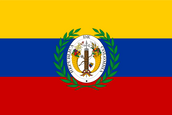 Great Columbia (1821 - 1831) Flag