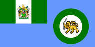 Rhodesian Air Force (1970-1979) Flag