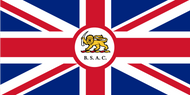 British South Africa Company Flag
