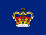 Rhodesia Governor (1951-1965) Flag