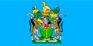 President of Rhodesia Flag
