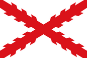 Cross of Burgundy Flag