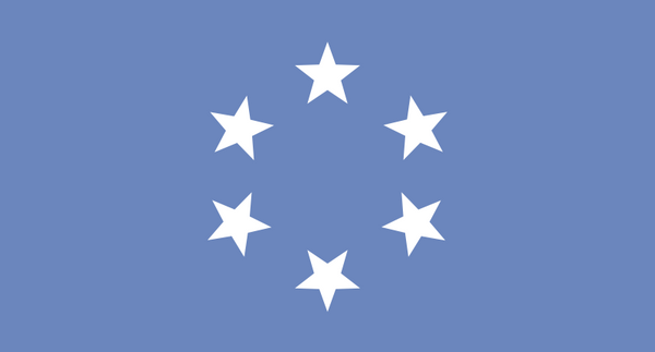 Trust Territory of The Pacific Islands Flag