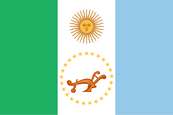Chaco Province Flag