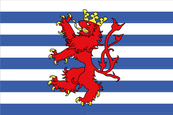 Alternate Luxembourg Flag