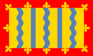 Cambridgeshire (previous) Flag