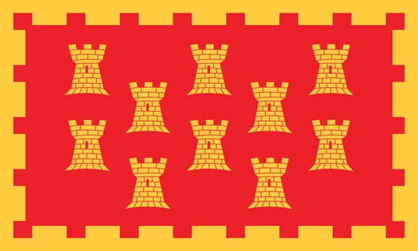 Greater Manchester Flag