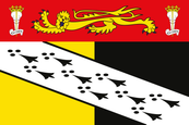 Norfolk Coat of Arms Flag